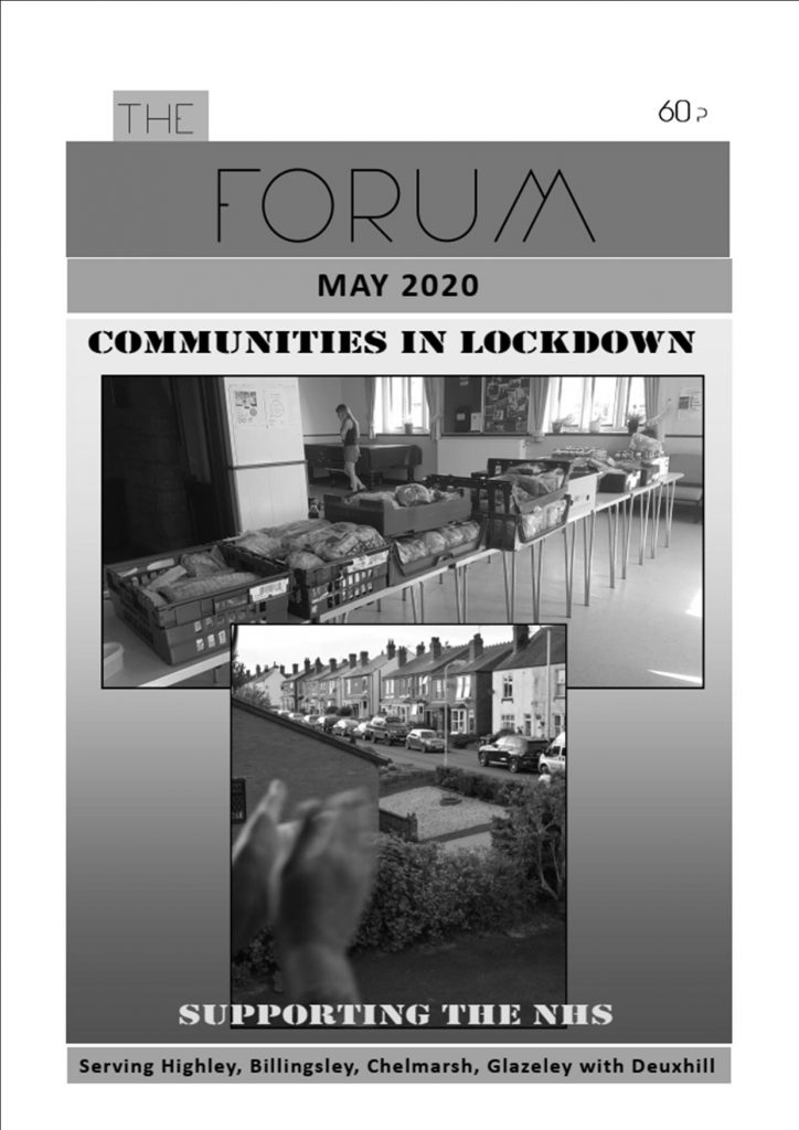 May Highley Forum – OnLine