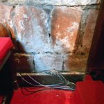 Interior walls – Rising damp