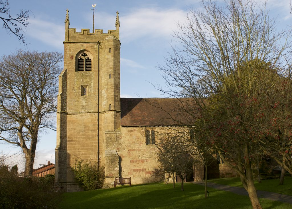 St Mary's Church is now part of Eco-Church