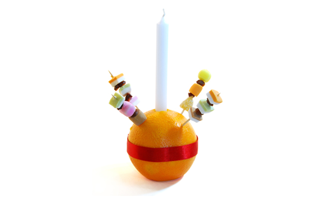 Christingle at Highley Primary School