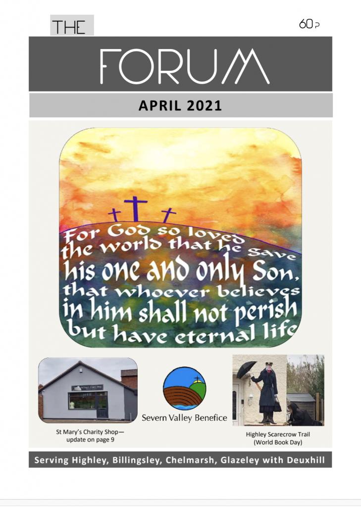 Highley Forum – April 2021