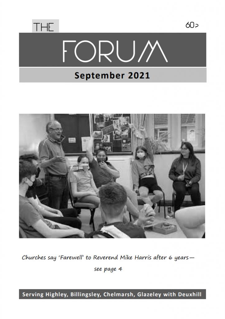 September 2021 Forum