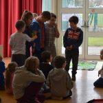 Children getting involved
