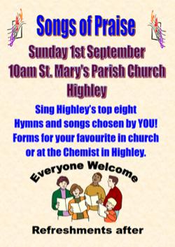 Highley Songs of Praise
