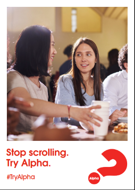 Stop Scrolling, try Alpha