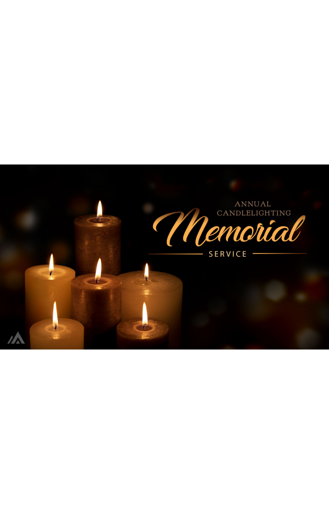 MEMORIAL AND THANKSGIVING SERVICE 2020